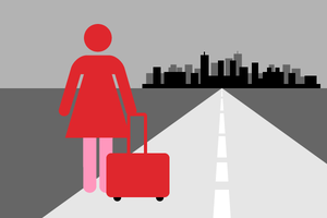 All over the world, migrant workers are increasingly women. The ILO reports that 800,000 women every year leave their home countries in Asia to find work and that women migrate at a higher rate than men from countries such as Sri Lanka, Indonesia and the Philippines.
