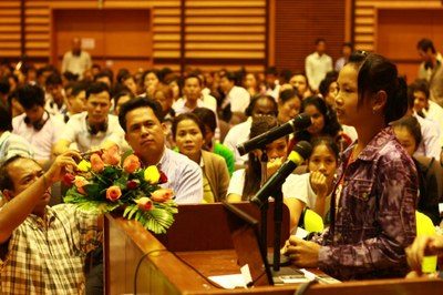 Cambodian People's Tribunal