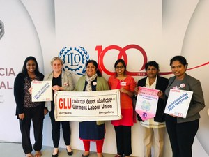 #GarmentMeToo Campaign Launches Report on Gender Justice on  Garment Global Supply Chains — An Agenda to Transform Fast-Fashion:  Recommendations for the ILO and Garment Brands