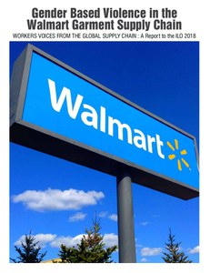 Gender Based Violence in the Walmart Garment Supply Chain
