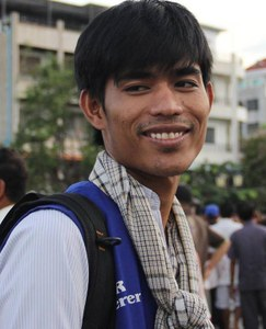 Theng Savoeun, 24