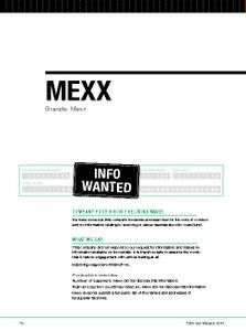 mexx profile