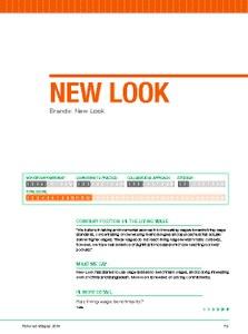 newlook profile