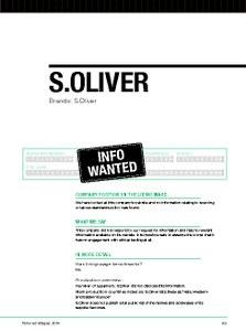 soliver profile