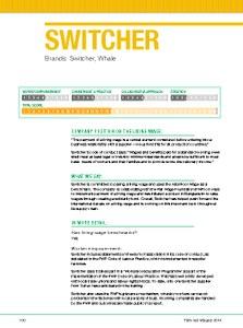 switcher profile