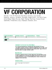 vfcorp profile