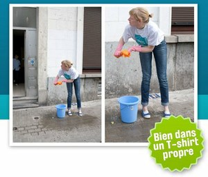 Belgian CCCs Point the Way to a Clean T-Shirt