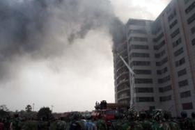 21 Workers Die at Bangladeshi Factory Fire