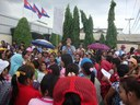 Over 300 Striking Garment Workers Still Victimised