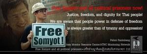 Court hearing Somyot 19th December: an update