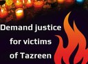 Demand justice for the victims of the Tazreen fire