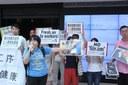 Campaigners demand an end to sandblasting