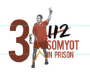 Support Somyot on Labour Day