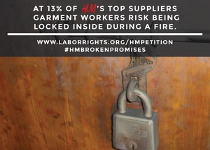 Bangladeshi factories remain unsafe: H&M suppliers fail on deadlines to address safety hazards