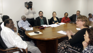 Focus on labour rights in Sri Lanka prior to the decision on preferential trade access to the EU market