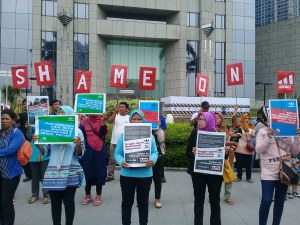 Top global sports brands adidas and Mizuno shamefully defy international standards on workers' rights in Indonesia
