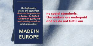 Report finds 'Made in Europe' label tied to garment and shoe production in European sweatshops
