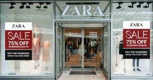 Bravo workers forced to take partial payments from Zara, Mango, Next