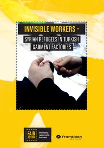 Invisible workers - Syrian refugees in Turkish garment factories