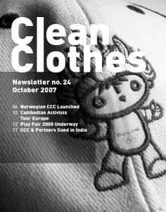 CCC Newsletter No. 24