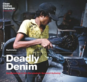 Deadly Denim - Summary
