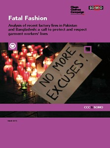 Fatal Fashion - Analysis of Recent Factory Fires in Pakistan and Bangladesh