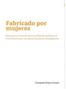 Fabricado por Mujeres (Made by Women, Spanish)