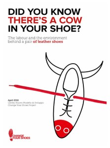 Did you know there's a cow in your shoe? (factsheet)
