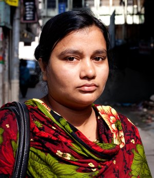 Shila Begum - survivors story