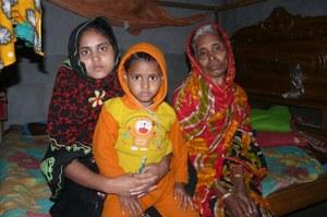 Tazreen fire victims