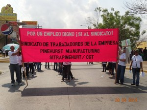 Unionised workers singled out for layoffs
