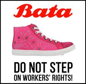 Bata dodging responsibility