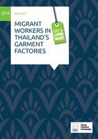 Migrant workers in Thailand's garment factories