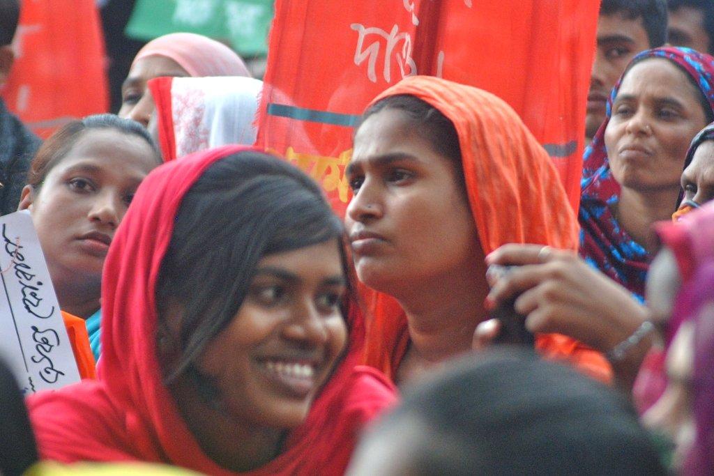 Window-dressing in Bangladesh?